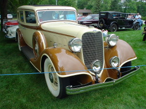 1934 Lincoln KB