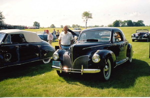 1941 Zephyr coupe